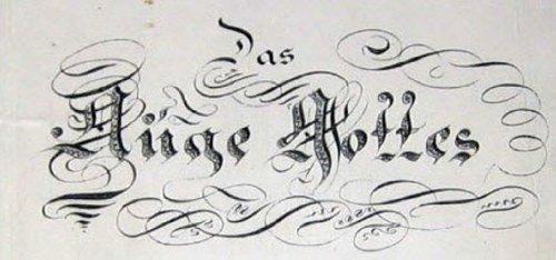 Das Auge Gottes by Friedrich Halm (Unpublished Works of Friedrich Halm 2) (German Edition)