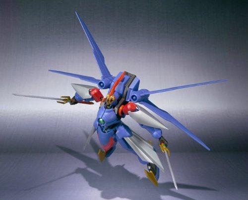 Bandai Tamashii Nations #47 Shen Hu Code Geass Robot Spirits Bluefin Distribution Toys 59015