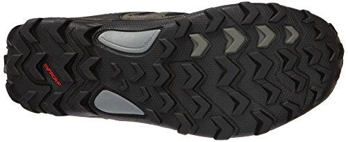 Chaussures Noir Karrimor Black Basses Homme Randonnée Toledo Pewter de Weathertite 0g0qSEwP