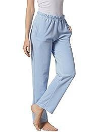 Godsen Women's Pajamas Pants Lounge Sleep Bottoms