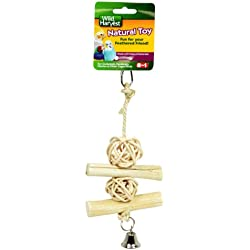 Wild Harvest Natural Toy for Small to Medium Birds (P-84139)