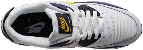 blue Red 537384 Tour White Size Recall Essential 90 Max Air Men's 10 Nike 607 Yellow ZcCOqUq