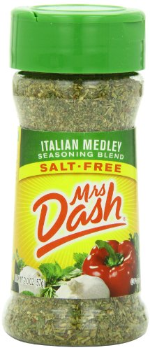Mrs. Dash, Seasoning Blend, Italian Medley, 2 Ounce (Pack of 12)