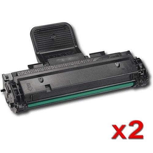2 Pack Of Compatible Toner For Samsung ML-2510  ML-2010D3, ML-1610D2 Printers Photo #5