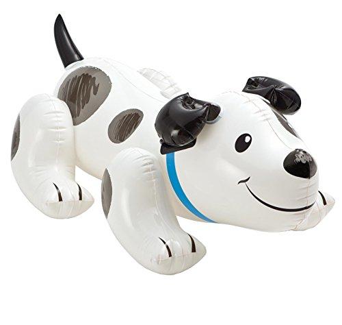 Intex 57521NP Aufblastier Hund Puppy Dog Ride On
