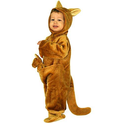 Child's Kangaroo Costume (Size: X-Small -