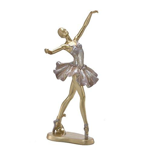 Escultura Bailarina Delicato 30cm
