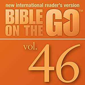 Bible on the Go, Vol. 46: Paul's Letters to the Corinthians and Galatians Audiobook