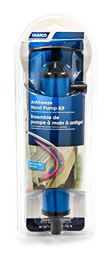 Camco Antifreeze Hand Pump Kit- Pumps Antifreeze Directly Into the RV Waterlines and Supply Tanks, Makes Winterizing Simple and Easier (36003)