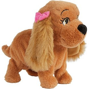Cutest Pet Lucy the Dog Soft Toy.