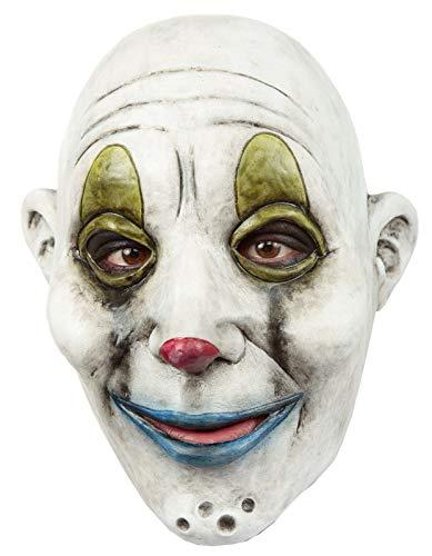 Clown Gang Tiger Latex Mask Adult Evil Circus Killer Klown Mask Halloween -