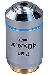 OMAX OMAX 40X/0.60 Infinity-corrected PLAN Microscope Objective Lens