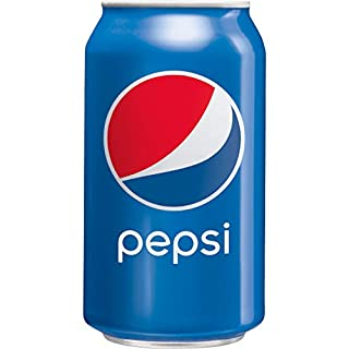Pepsi Cola Cans (12 Count, 12 Fl Oz Each) (Packaging May Vary)