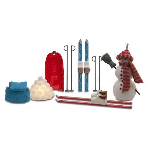 Lundby Smaland Dollhouse Winter Set