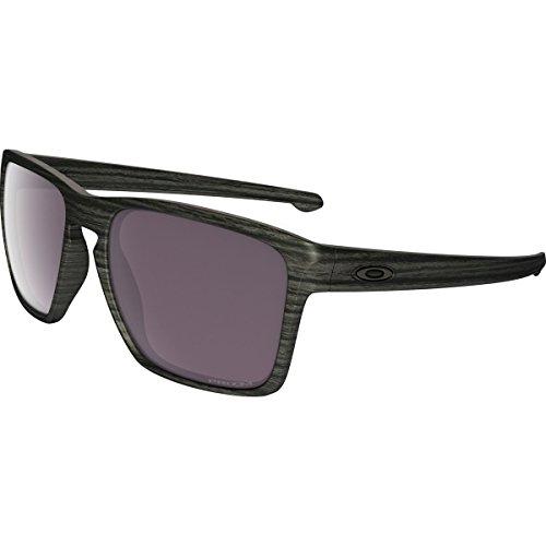 Oakley Men's Sliver Xl Non-Polarized Iridium Rectangular Sunglasses, Ruby Fade, 57 - Oo Red Iridium Polarized