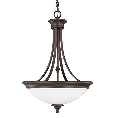 Belmont Light 3 Collection - Capital Lighting 3414BB-SW Three Light Pendant