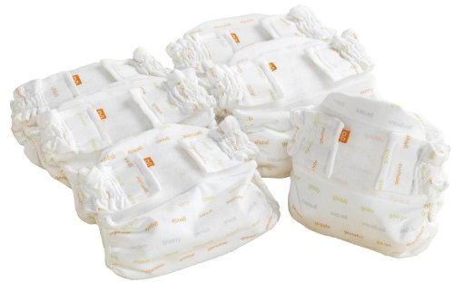 gDiapers tiny gPants 6 pack