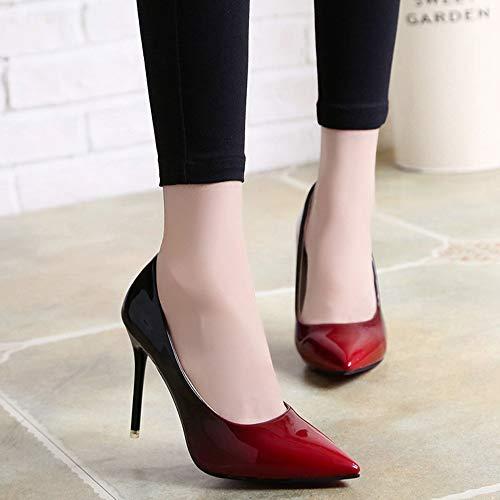 punta a scarpe donna vertiginosi bassa Jqdyl da tacchi Scarpe nuove con xnW7UqYCO
