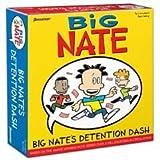 dash board game - Big Nate's Detention Dash Game