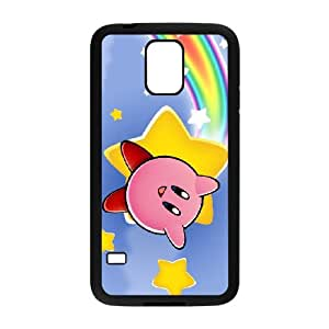 Kirby Samsung Galaxy S5 Cell Phone Case Black&Phone Accessory STC_933842