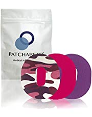Dexcom G6 Adhesive Patches, Waterproof, Hypoallergenic, 20-Pack