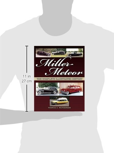 Miller meteor the complete illustrated history thomas mcpherson miller meteor the complete illustrated history thomas mcpherson 9781583882580 amazon books fandeluxe Gallery