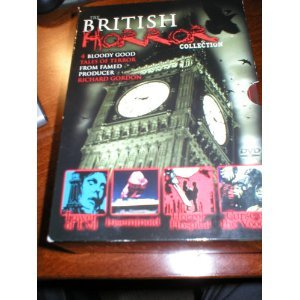 The British Horror Collection (Tower of Evil / Inseminoid / Horror Hospital / Curse of the Voodoo)