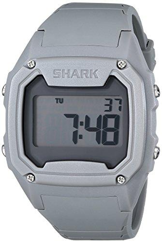 Freestyle Men's 101056 Shark Classic Rectangle Shark Digital Watch