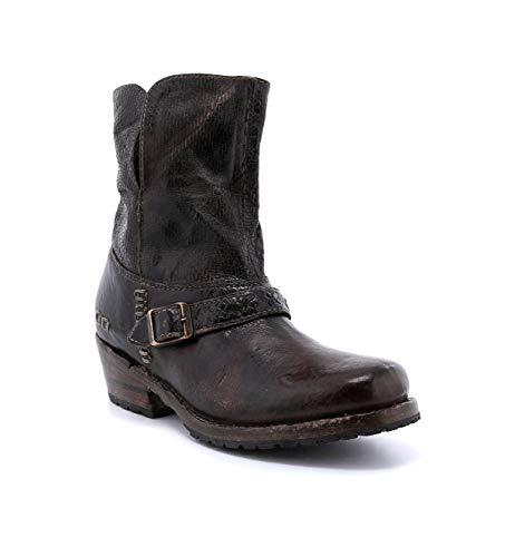 Bed|Stu Women's Shaela Leather Boot (10 M US, Tiesta Di Moro Dip Dye Tremolo W)