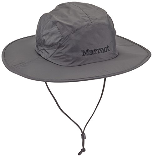 Marmot Unisex PreCip Safari Hat Slate Grey (Precip Safari Hat)