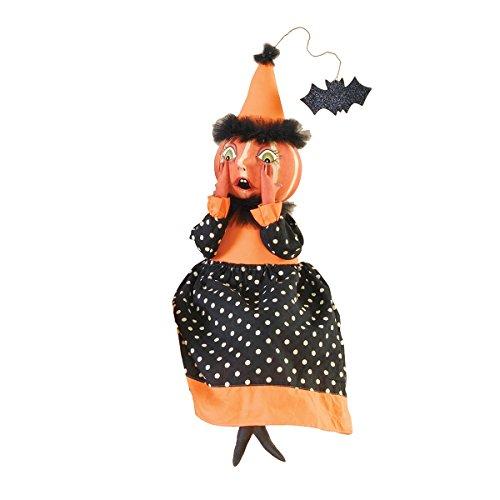 Eek Pumpkin Girl Figure, 30 - Galleria Ii