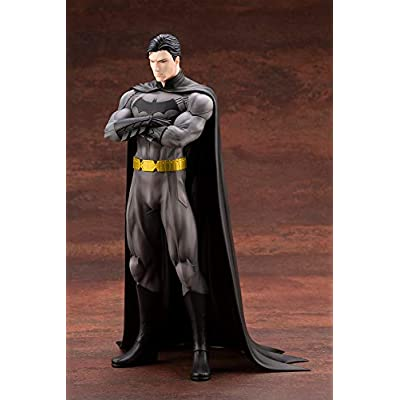 DC Comics IKEMEN DC Universe Batman [First Press Limited Parts are Included Version] 1/7 Scale PVC Painted: Toys & Games