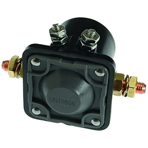 New Starter Solenoid For Johnson Evinrude Outboard Motor OMC Insulated Ground 47886 383622 3954 395419 582708 586180 18-5808D