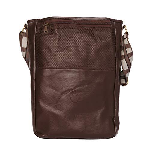 Star Wars Chewy Brown Mini Messenger Bag Bioworld by Star Wars