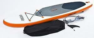 Chillroi 5944de Stand Up de Equipo de Tarjeta de Juego Completo (Tüv/GS Aprobado), Color Blanco, 300x 76x 15cm
