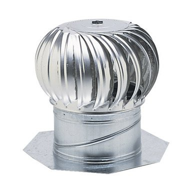 Internally Braced Aluminum Turbine - AIR VENT 52103 12