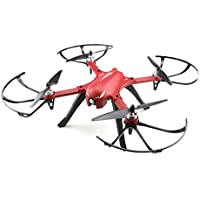 2.4GHz RC Quadcopter 4CH 6-Axis Drone 3 Brushless Quad with 1800mAh Battery and Independent ESC