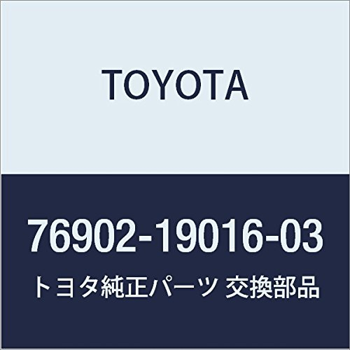 TOYOTA 76902-19016-03 Mudguard