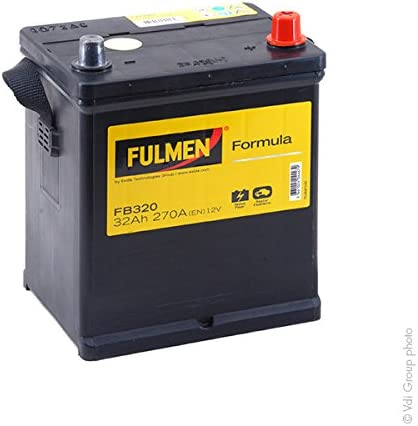 Batterie s Batterie voiture FB320 12V 32Ah 270A Fulmen - FB320 ; EB320