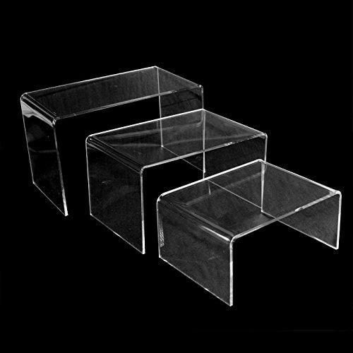 acrylic display rack - 7