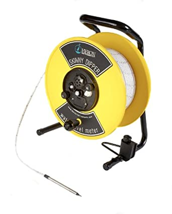 Heron Skinny Dipper with 300' (100m) cable