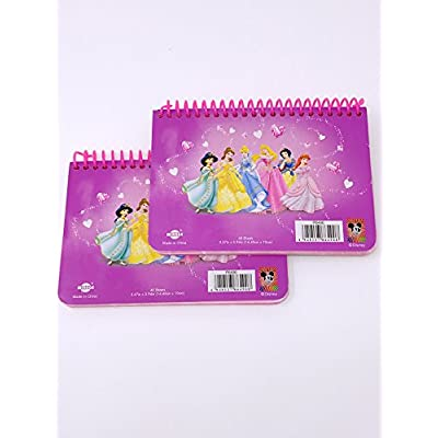 Disney Princess Spiral Autograph Book, 2 pc, Castle Couture: Toys & Games