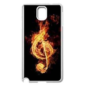 g clef Samsung Galaxy Note 3 Cell Phone Case White Present pp001-9447540