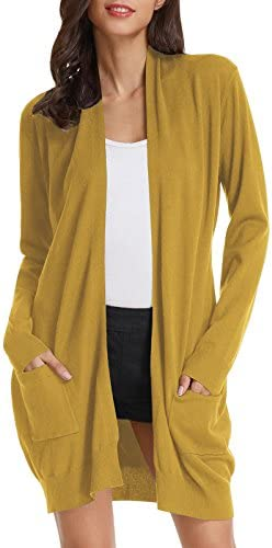 GRACE KARIN Essential Cardigan Sweater product image
