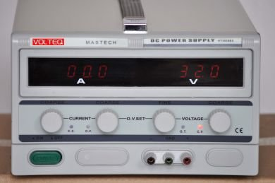 Volteq Regulated Variable Switching DC Power Supply HY3030EX 30V 30A Over Voltage Protection