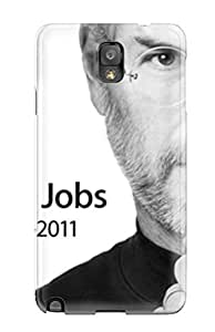 LisaEMurphy Snap On Hard Case Cover Beautiful Steve Jobs Ipod Touch Protector For Galaxy Note 3