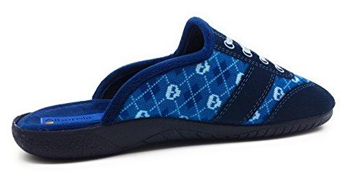 ALBEROLA , Herren Hausschuhe Blau