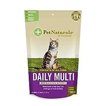 Pet Naturals Daily Multivitamin Formula, 30 Bite Sized Chews