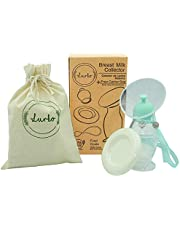 LURKO Colector de Leche Materna/Recolector de Leche Materna/Extractor de Leche Materna(One Pack)