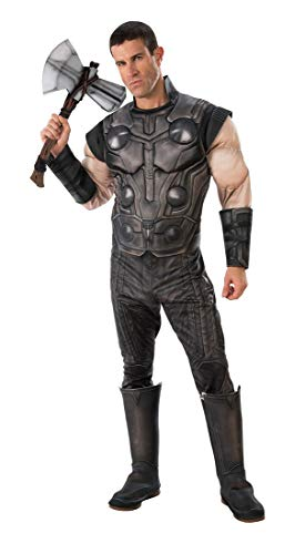 Adult Marvel: Avengers: Infinity War Deluxe Men's Thor Costume - Standard - Halloween Costume ()
